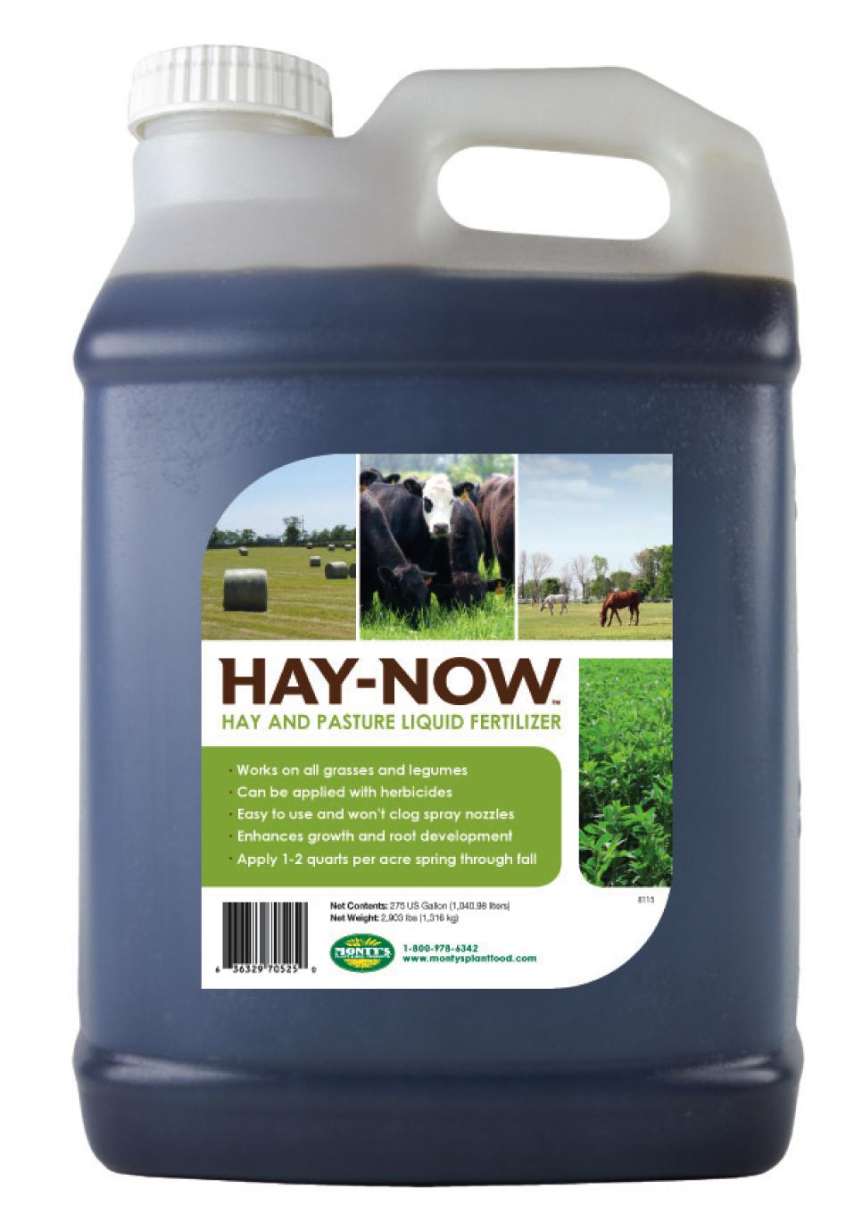 Hay-Now Jug