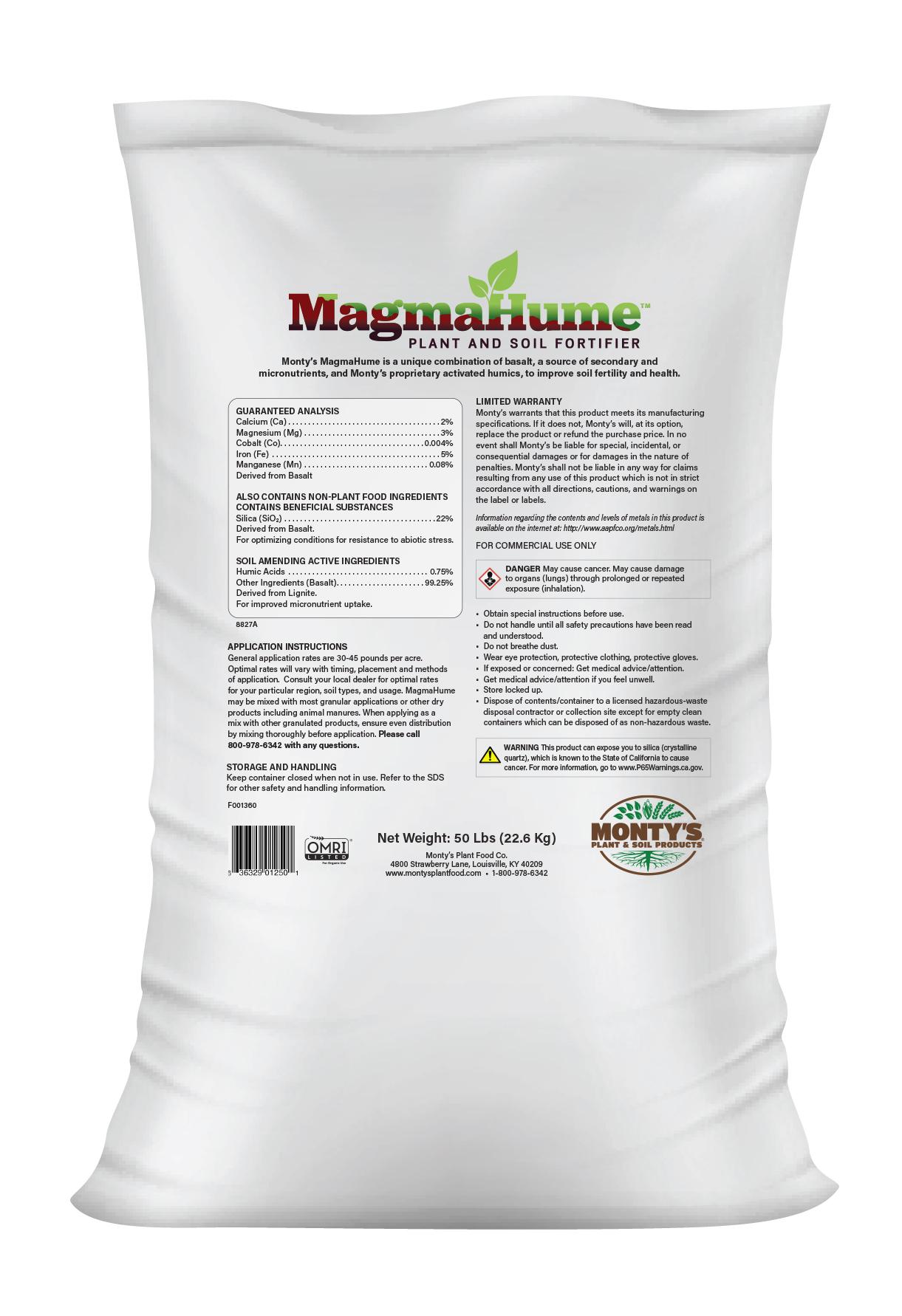 MagmaHume Poly Bag